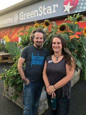 GreenStar Collective w/ Brandon Kane & Laura Buttenbaum