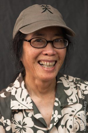 9/30 at 11:30am on WSKG: SF painter/activist LENORE CHINN!!!
